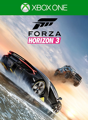 FORZA HORIZON 3. XBOX ONE