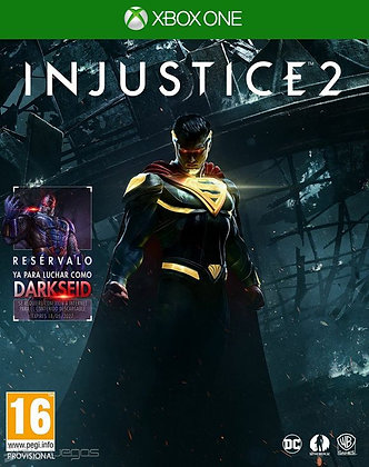 INJUSTICE 2. XBOX ONE
