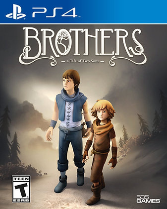 Brothers A Tale of Two Sons. PS4