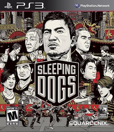 Sleeping Dogs. PS3