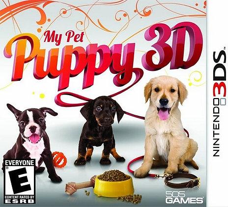 My Pet Puppy 3D  3DS