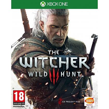 The Witcher 3 Wild Hunt. Xbox One