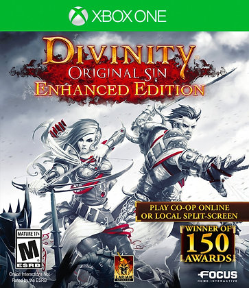 Divinity Original Sin Enhanced Edition. XBOX ONE