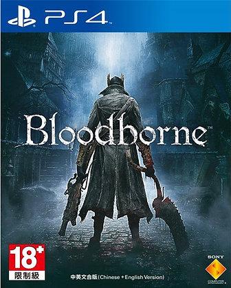 Bloodborne. PS4