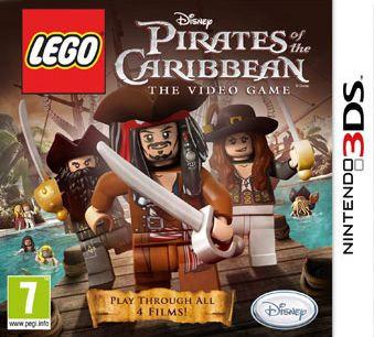LEGO PIRATES CARIBBEAN 3DS
