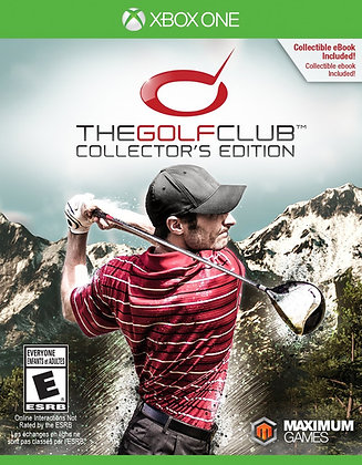 The Golf Club Collector's Edition. Xbox One