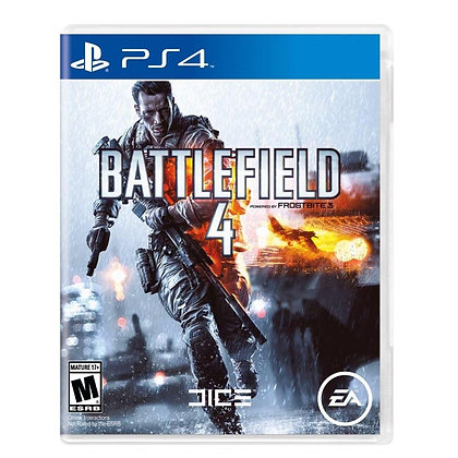 Battlefield 4. PS4