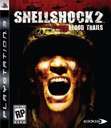 Shellshock 2 Blood Trails. PS3