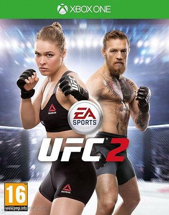 UFC 2. XBOX ONE