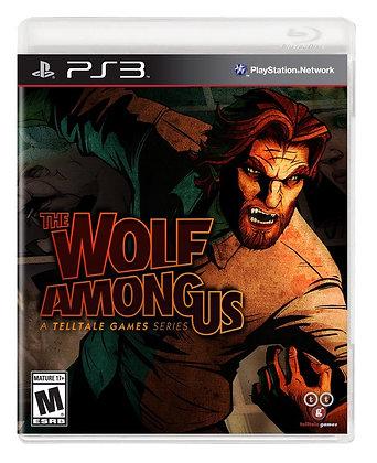 The Wolf Among Us Faith. PS3