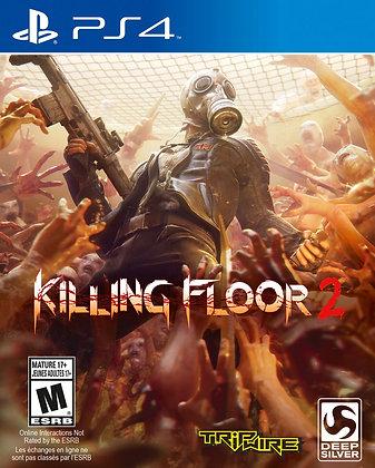 KILLING FLOOR 2. PS4