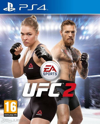 UFC 2. PS4