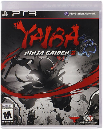 Yaiba Ninja Gaiden Z. PS3