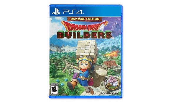 DRAGON QUEST. BUILDERS. PS4