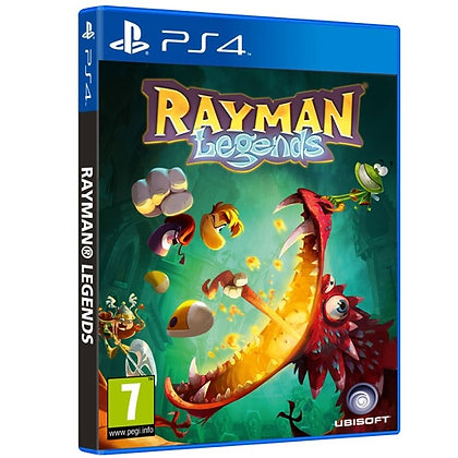 RAYMAN LEGENDS. PS4