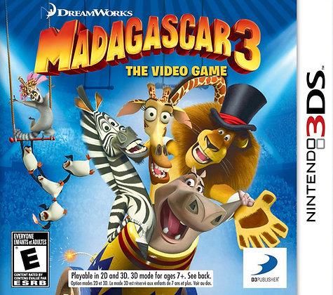 Madagascar 3 3DS