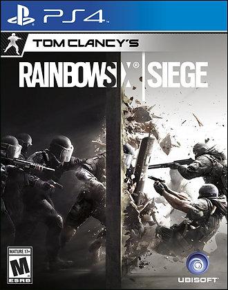 Tom Clancy's Rainbow Six Siege. PS4