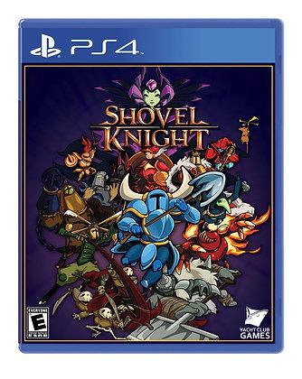Shovel Knight. PS4