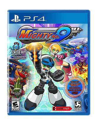 Mighty No. 9. PS4