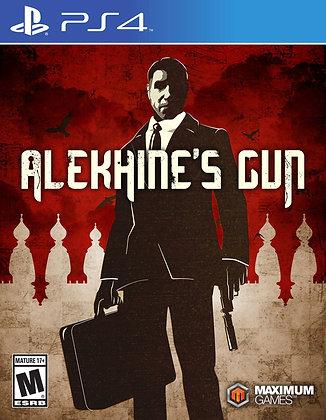 ALEKHINE´S GUN. PS4