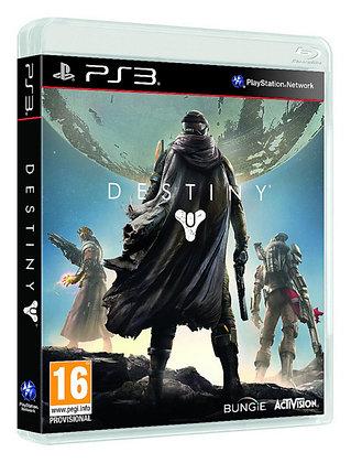 DESTINY. PS3