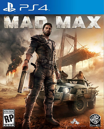 Mad Max. PS4