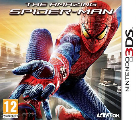 The Amazing Spider-Man 3DS