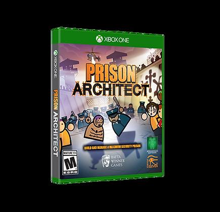 PRISON ARCHITECT. XBOX ONE
