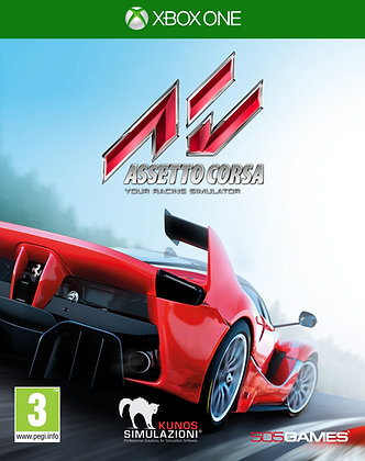 Assetto Corsa. Xbox One