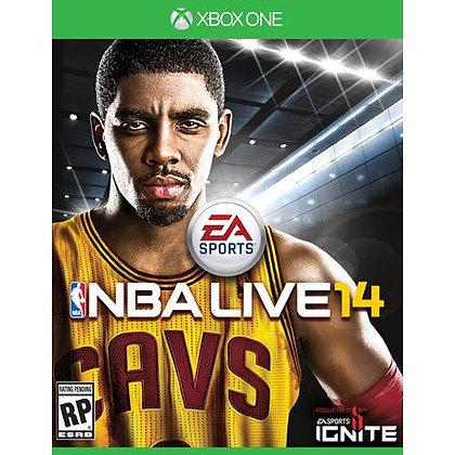 NBA LIVE 14. Xbox One