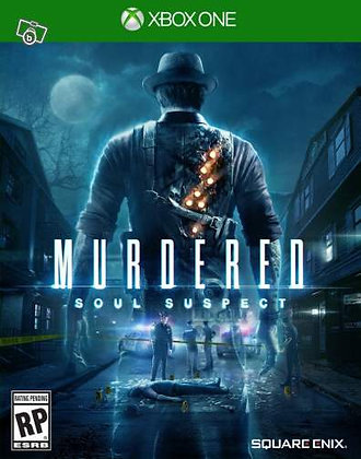 MURDERED SOULS SUSPECT. Xbox One