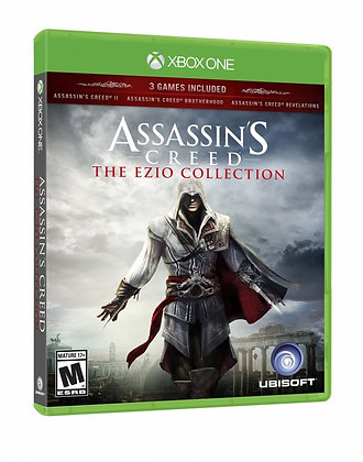 ASSASSIN´S CREED. The Ezio Collection. XBOX ONE