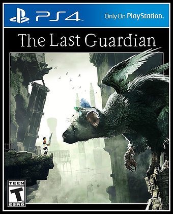 THE LAST GUARDIAN. PS4