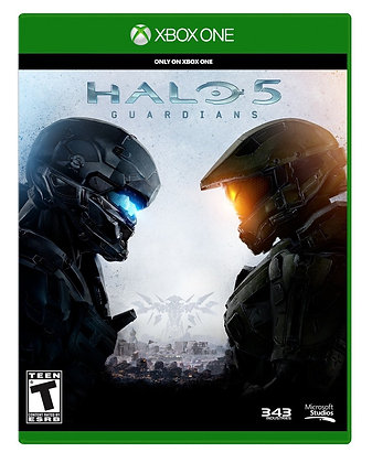 Halo 5: Guardians. Xbox one