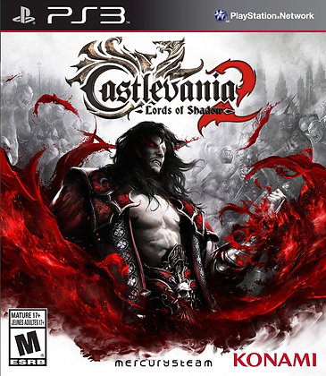Castlevania Lords of Shadow II. PS3