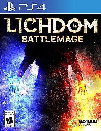 LICHDOM BATTLEMAGE. PS4