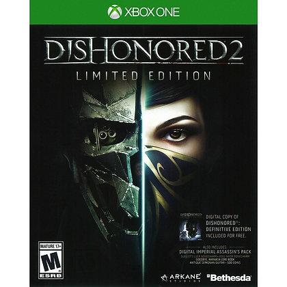 DISHONORED 2. XBOX ONE