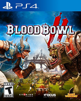 Blood Bowl 2. PS4