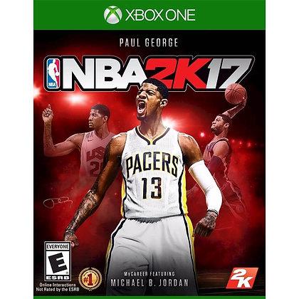 NBA 2K17. XBOX ONE
