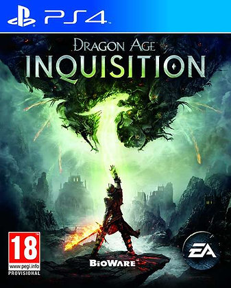 DRAGON EDGE. INQUISITION PS4