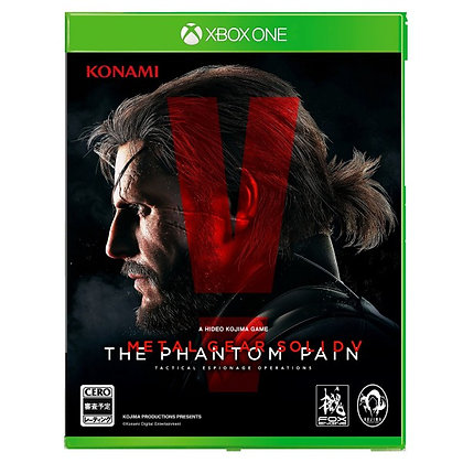 Metal Gear Solid V The Phantom Pain. XBOX ONE