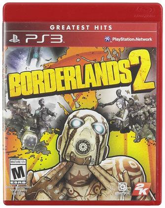Borderlands 2. PS3