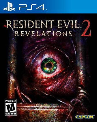 Resident Evil: Revelations 2. PS4