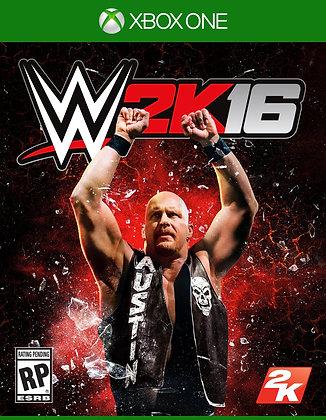 WWE 2K16. XBOX ONE