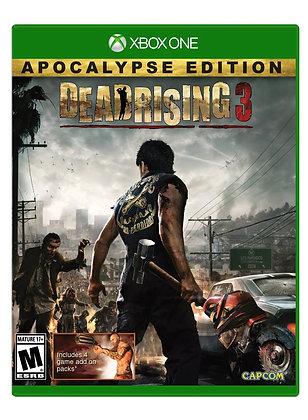 Dead Rising 3 Apocalypse Edition. Xbox One