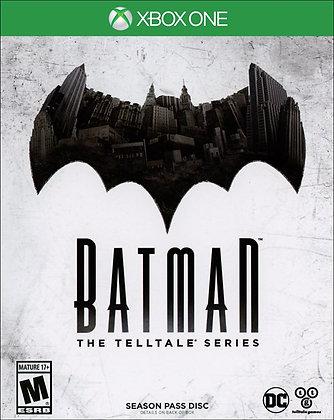 BATMAN The Telltale Series. XBOX ONE