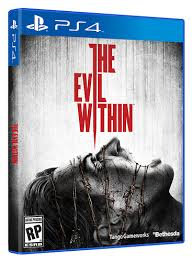 THE EVIL WITHIN. PS4