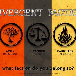 Teacher Divergent Factions