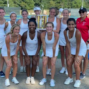 Tennis' Sweet Victory