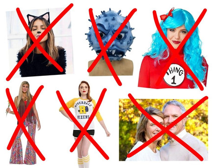 What Not to Wear: Halloween Edition